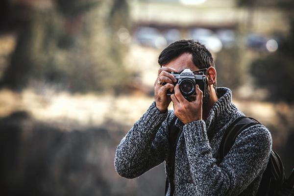 taller inicio a la fotografía