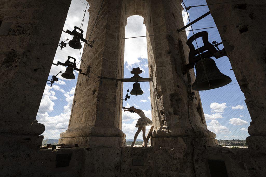 fotografía bailarina Barcelona
